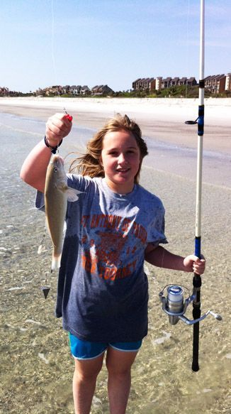 Great spring break fishing in the sunshine state hunting for Amelia island fishing